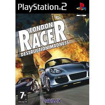 London Racer Destruction Madness (PS2) - Nouvelle usine scellée
