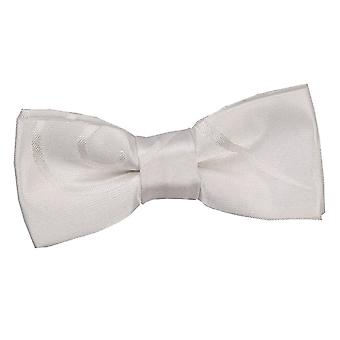 Ivory Scroll Pre-Tied Bow Tie for Boys