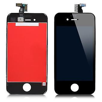 Iphone 4S の液晶画面の組立 - ブラック