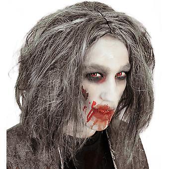 Zombie Undead Halloween férfi paróka