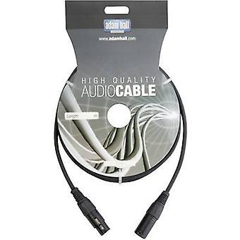 AH Kabel KDMX15 DMX Kabel [1x XLR Stecker - 1x XLR-Buchse] 15.00 m