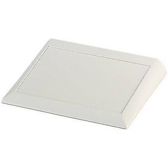 OKW COMTEC 150 F skrivbord hölje 150 x 51,5 x 200 akrylnitril butadien styren grå-vit (RAL 9002) 1 st (s)