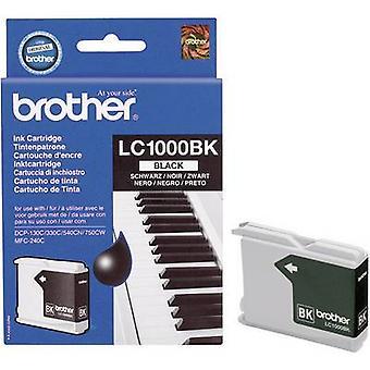Brother inkt LC-1000BK originele zwarte LC1000BK