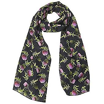 Thistle Design Wool Scarve