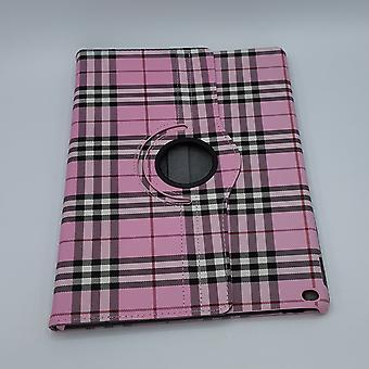 For Ipad Air 2 case/sleeve-Checkered-pink