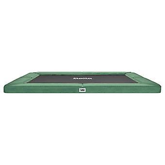 Salta 153x214cm Trampoline 597G Trampoline kanten grønt for