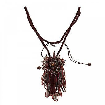 Butterfly Vermont Large Multi Pendant Necklace