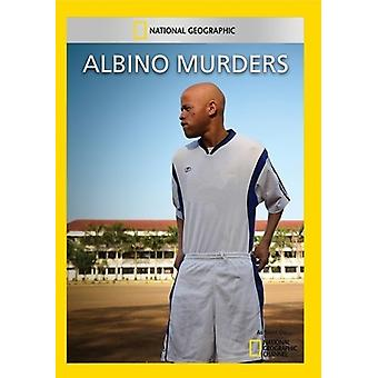 Albino Murders [DVD] USA import