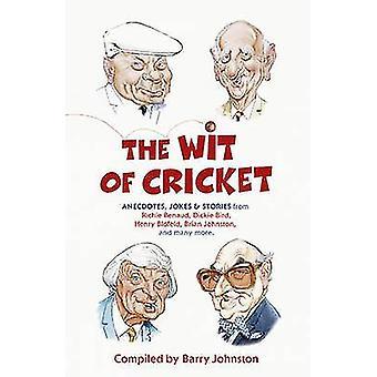 A sagacidade de Cricket por Barry Johnston - livro 9780340978894