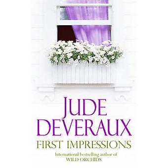 Prime impressioni di Jude Deveraux - 9780743496032 libro