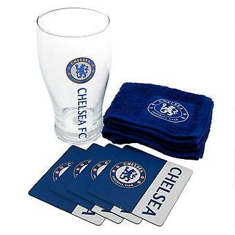 Chelsea FC Official Mini Bar Set