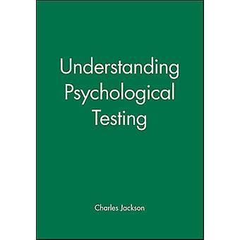 فهم الاختبار النفسي تشارلز جاكسون--978185433200