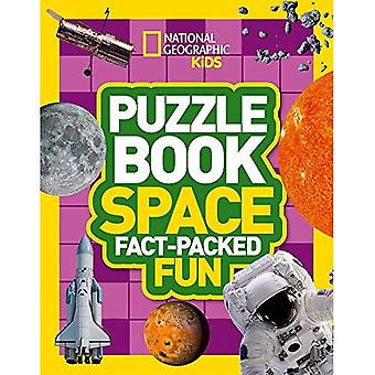 Puzzle-Buch-Raum