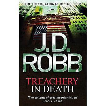 Verraad In de dood: De dood van In serie, boek 32
