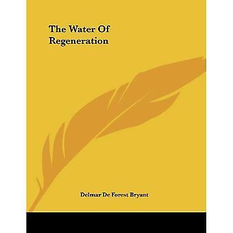 L'eau de régénération