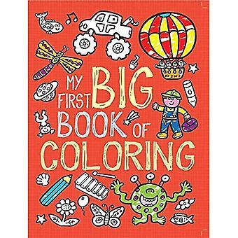 Mon premier gros livre de coloriage