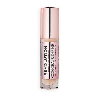 Makeup Revolution Conceal and Define C6