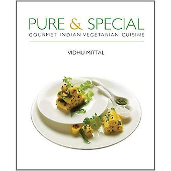 Pure & Special: Gourmet Indian Vegetarian Cuisine
