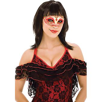Masquerade Red Mask