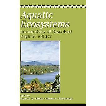 Aquatic Ecosystems Interactivity of Dissolved Organic Matter by Findlay & Stuart