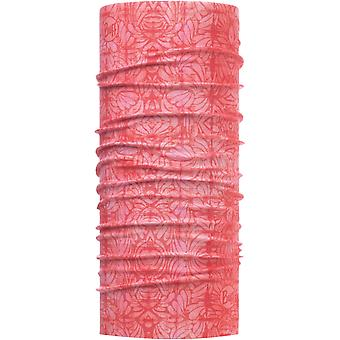 Buff Calyx Salmon Rose Coolnet UV- Neck Warmer in Rosa
