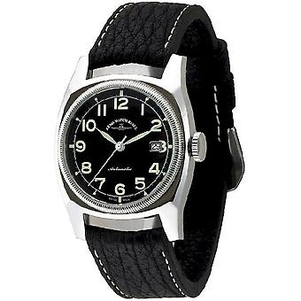 Zeno-horloge mens watch retro Carre automatische 6164-a1