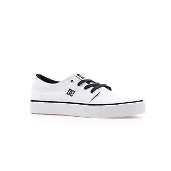 DC Trase TX ADBS300084WNY skateboard todo el año zapatos para niños