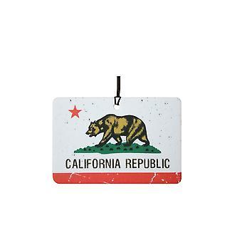 California Republic Car Air Freshener