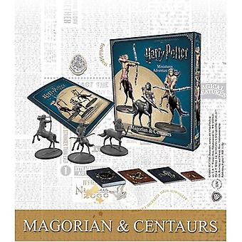 Magorian & Zentaurs setzen Harry Potter Miniatures Adventure HPM