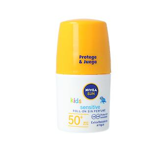 Nivea Sun niños proteja & sensitive roll-on Spf50 + 50 ml unisex