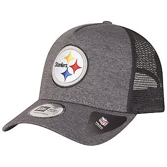 New Era A-Frame Shadow Trucker Cap - NFL Pittsburgh Steelers