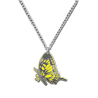 Necklace - Blast of Tempest - New Monarch Butterfly Anime Licensed ge35619