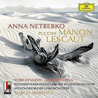 Anna Netrebko - Puccini: Manon Lesca [CD] USA import
