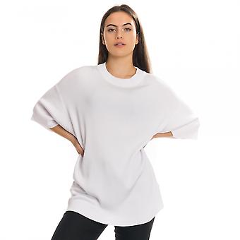 Calvin Klein Calvin Klein côtes Viscose Womens chandail