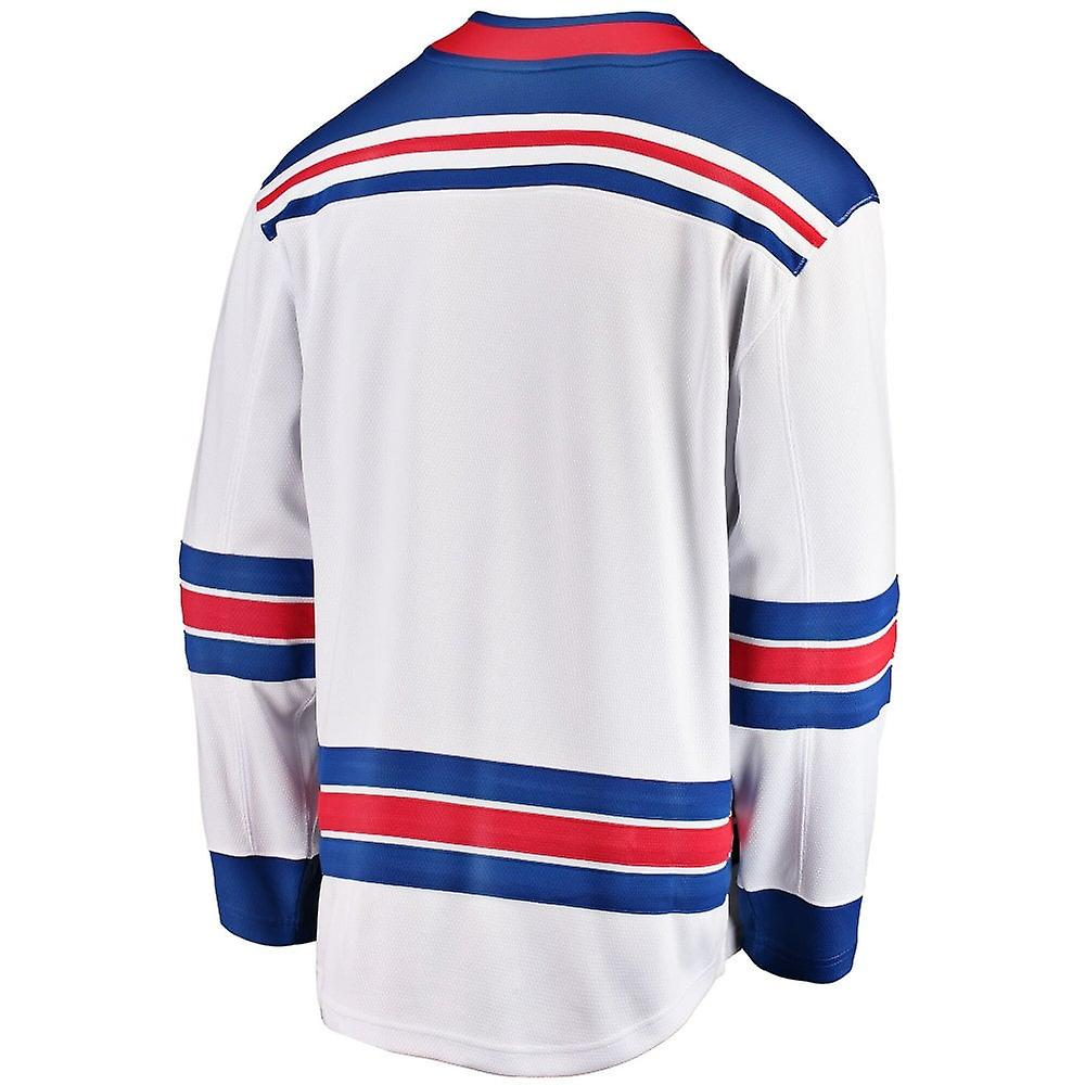 Fanatics Nhl New York Rangers Away Breakaway Jersey