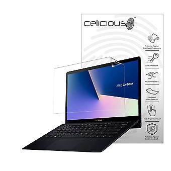 Celicious Vivid Plus Mild Anti-Glare Screen Protector Film kompatibel mit ASUS ZenBook S UX391UA (Touch) [Pack of 2]