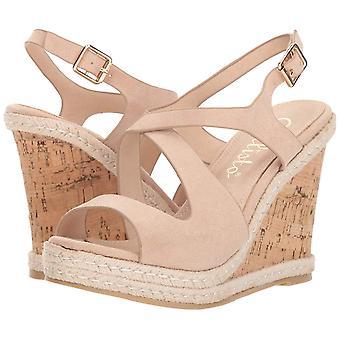 Callisto Women's Brielle Wedge Sandal,