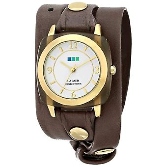 The Mer Collections Clock Donna Ref. LMACETATE002