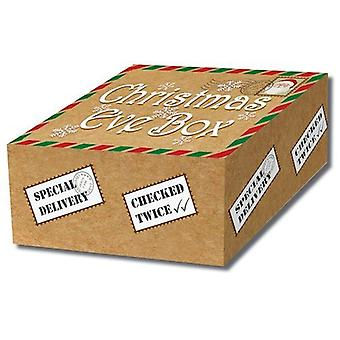 Heiligabend Box Paket Design