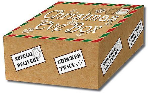 Christmas Eve Box Parcel Design