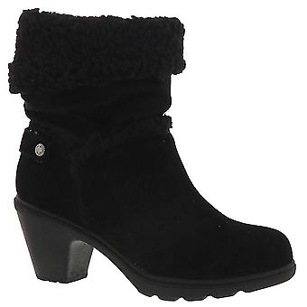 Anne Klein Womens harvest Fabric Closed Toe Ankle Fashion Boots