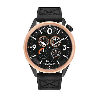 AVI-8 AV-4050-05 Lancaster Bomber Wristwatch