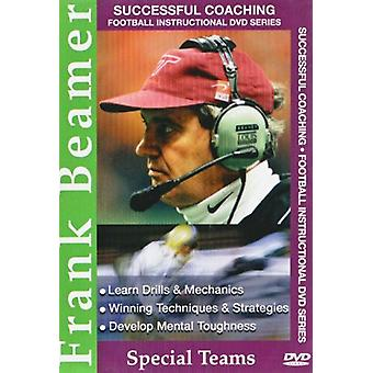 Frank Beamer: Special Teams [DVD] USA import
