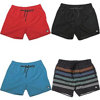 Reef Mens Emea Volley Summer Casual Active Holiday Beach Bottoms Shorts