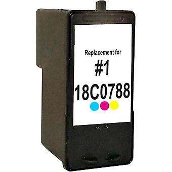 1 Remanufactured Inkjet Cartridge