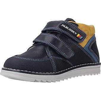 Pablosky Boots 064721 Oceaan kleur