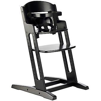 Babydan Cogrowth Stuhl Dan Hochstuhl Schwarz