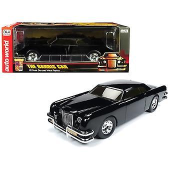 La Barris Car Black Sparkle 1/18 Diecast Model Car di Autoworld