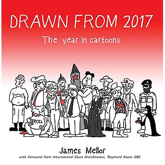 Drawn from 2017 The year in cartoons by Mellor & James