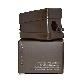 Becca Slim Pencil Sharpener Dual Point Anti Bacterial